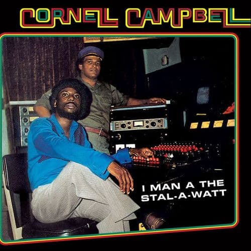 Cornell Campbell<br>I Man A The Stal-A-Watt <br>2CD, Comp